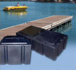 Residential Air Filled Dock Floats