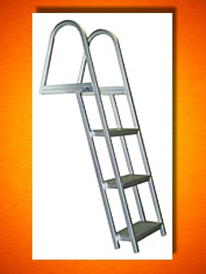 3 Step Dock Ladder