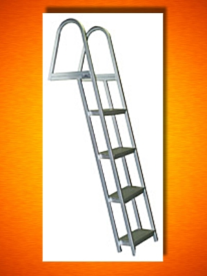 4 Step Dock Ladder
