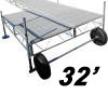 Aluminum Frame Truss Patio Docks