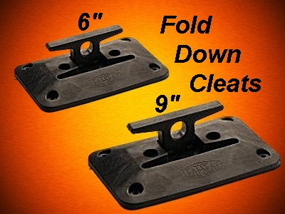 Folding Dock Cleats
