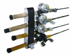 Dock Box Fishing Rod Holder